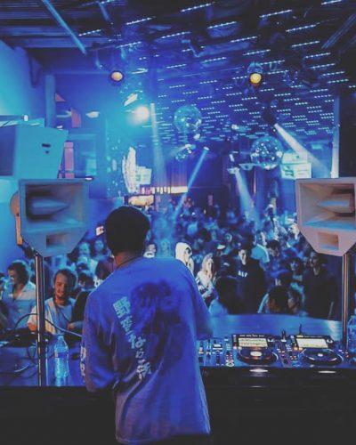 Faraday @ Q Nightclub (Seattle)